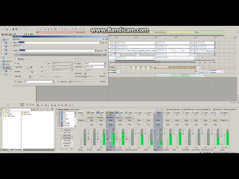 Magix ACID Music Studio Demo Song