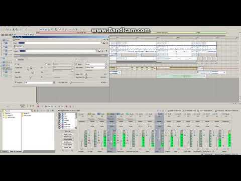 Magix ACID Music Studio Demo Song