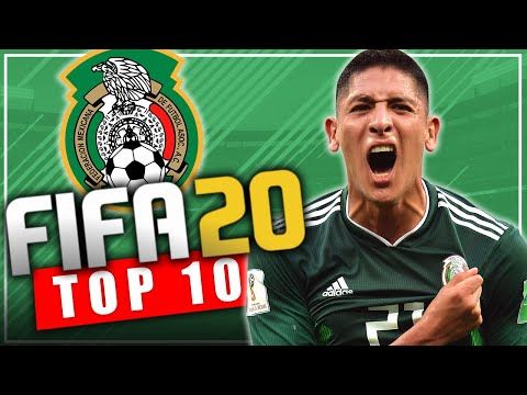FIFA 20 🇲🇽 Wonderkids: BEST MEXICAN YOUNG TALENTS - Career Mode