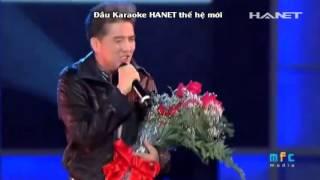 Karaoke HD Muộn Remix Mr Đàm