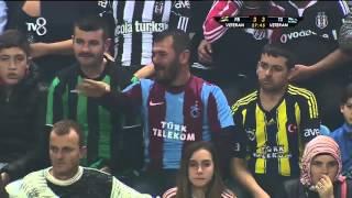 Maç Özeti | 4 Büyükler Salon Turnuvası | Fenerbahçe 9 - Trabzonspor 3 | (13.01.2016)