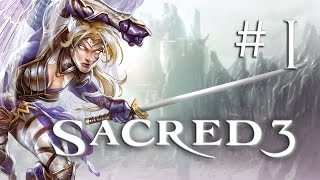 Sacred 3 Gameplay #1 - Let