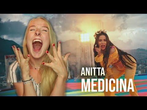REAGINDO À ANITTA - MEDICINA