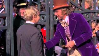 Youtube Poop: Wonka Vehemently Insults Augustus & Violet Without Mercy