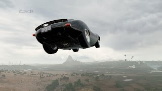 MY BIGGEST JUMPS IN FORZA HORIZON 3