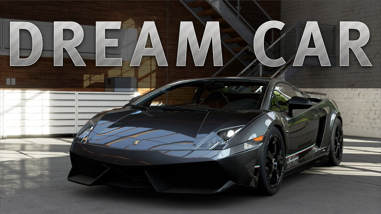forza 5 car build lamborghini gallardo my dream car youtube. Black Bedroom Furniture Sets. Home Design Ideas