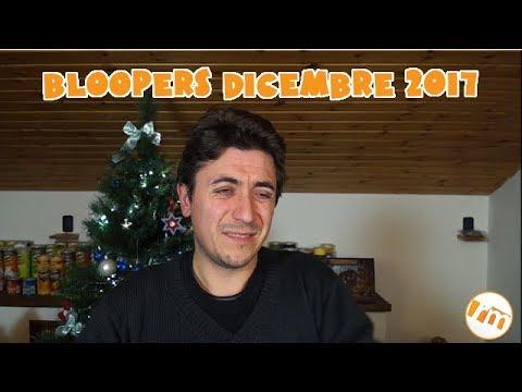 Recensioni Minute Bloopers Dicembre 2017 (Tipper bonus)