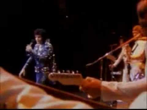 Elvis Funny How Time Slips Away