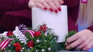سنتنر بيس للطاولات لعيد الميلاد - فاي سابا