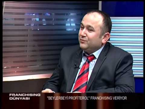Franchising Dünyası  - Beylerbeyi Profiterol (07-03-2014)