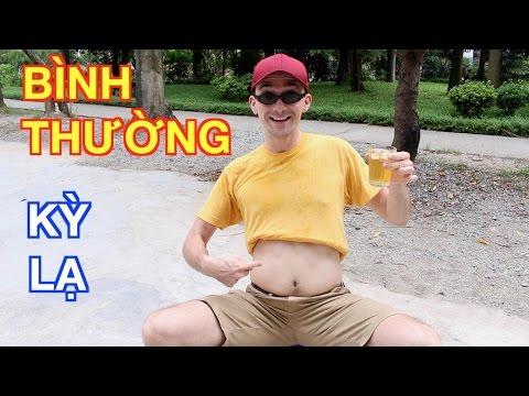 Bình thường ở Việt Nam, kỳ lạ ở nước ngoài