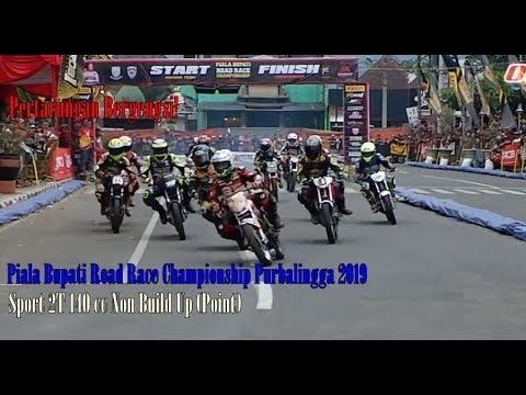 Pertarungan Bergengsi! Piala Bupati Championship Purbalingga 2019 'Sport 2T 140cc (Point)''