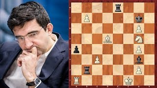 Шахматы. Владимир Крамник завершает свою шахматную карьеру