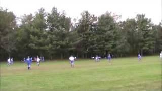 Goalie Eats Soccer Ball