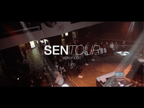 ATMO music + Lipo - Lucerna Music Bar/ PRAHA #sentour 2016