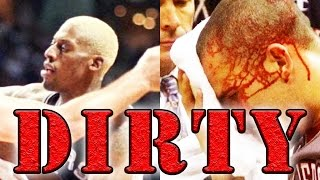 10 DIRTY NBA PLAYERS