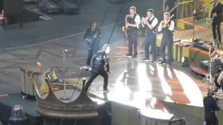 """Robbie Williams - """"Intro/Hey Wow Yeah Yeah/Let Me Entertain You"""" live @ Wembley Stadium 6-29-2013"""