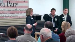 2014-02-13 Candidate Forum: Arkansas 2nd Congressional District-1