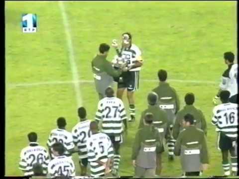 Celta de Vigo - 0 x Sporting - 0 (4-5 P) de 2001/2002 Particular