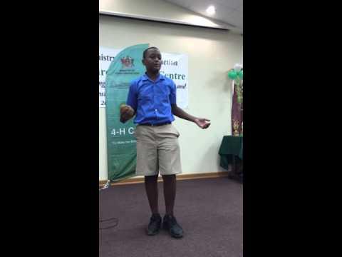 Jerone Phillip Harris - Balmain Presbyterian School 2016