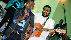 """Frère Emmanuel Musongo en feat avec son élève Matthieu de Lubumbashi dans """"Simama"""" Mon cœur ''adore"""