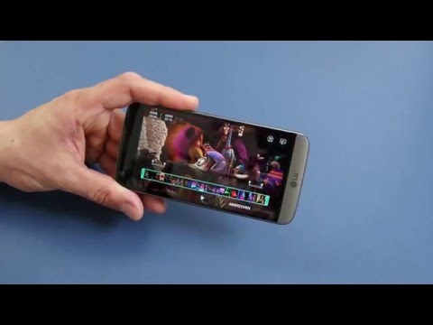 LG G5: Gaming, Multimedia & Spiele Test (deutsch)