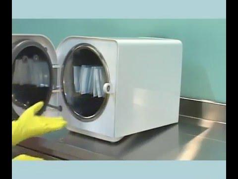 Autoclave Cristofoli - Como utilizar Autoclave Odontologica Cristofoli