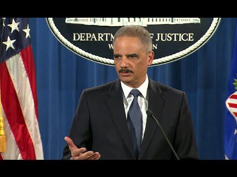 Justice Dept. Seeks Overhaul of Ferguson Police over Systemic Racial Bias
