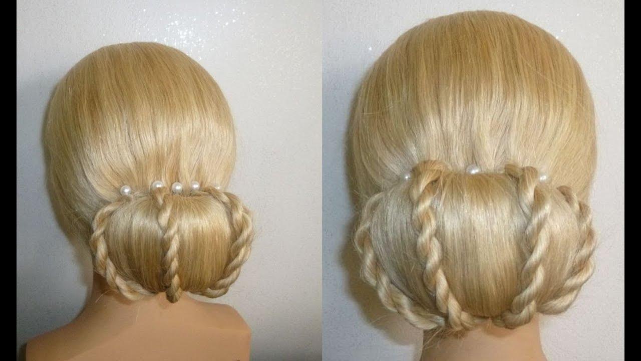 Luxus Frisuren Lange Haare Dutt  Finden Sie die beste