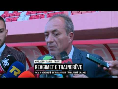 Tirana bie nga kategoria, shpëton Vllaznia- Top Channel Albania - News - Lajme