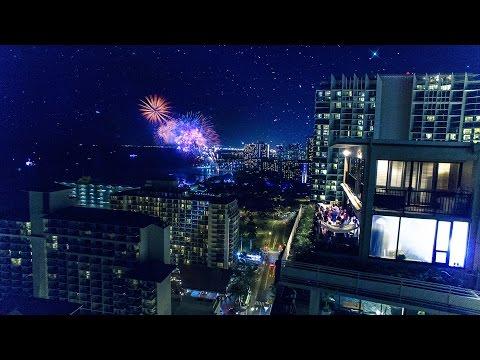 $10,000,000 PENT HOUSE PARTY IN WAIKIKI HAWAII   VLOG 51