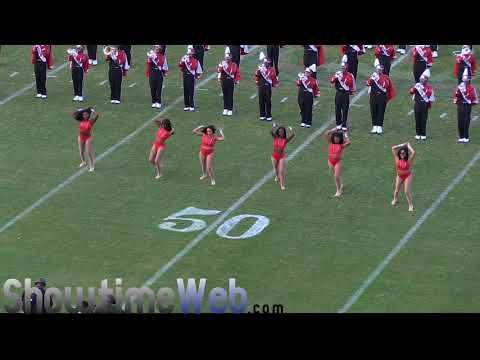 Winston Salem State Marching Band WSSU - Queen City BOTB QCBOTB 2017