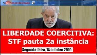 LIBERDADE COERCITIVA - Leo Stoppa ao vivo