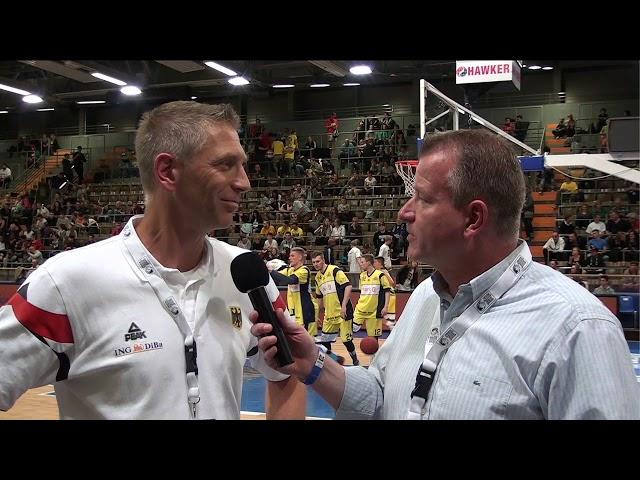 NBBL Halbfinale 2015:Phoenix Hagen vs. Eintracht Frankfurt
