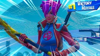 New MIKA Skin Gameplay In Fortnite Battle Royale..