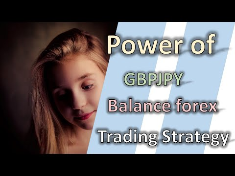 Power Of GBPJPY Balance Forex Trading