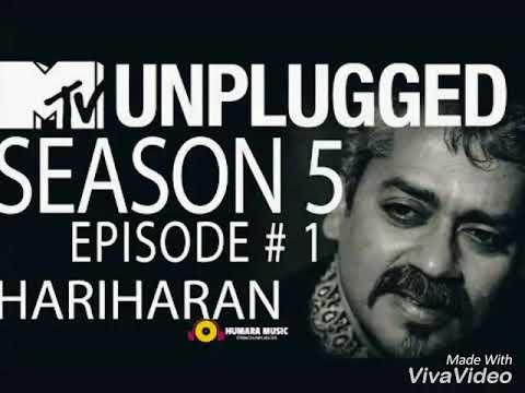 Roja Janeman MTV unplugged version- Hariharan