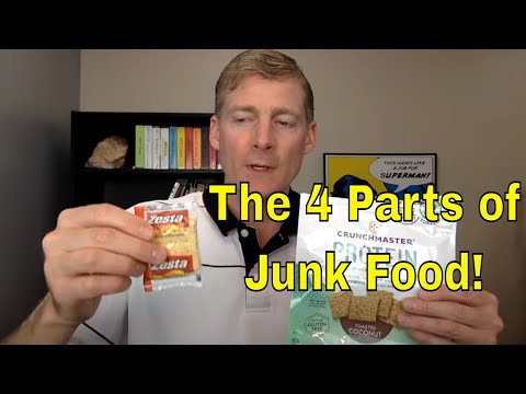 The 4 Components of Junk Food - 동영상