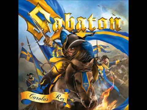 Sabaton -  Intro + The Lion from The North