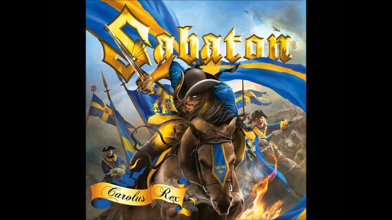 sabaton intro the lion from the north youtube. Black Bedroom Furniture Sets. Home Design Ideas
