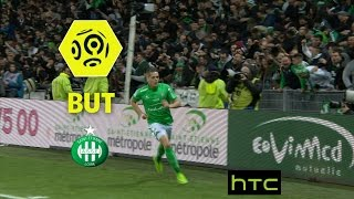 But romain hamouma (23') / as saint-etienne - olympique lyonnais (2-0) -  / 2016-17