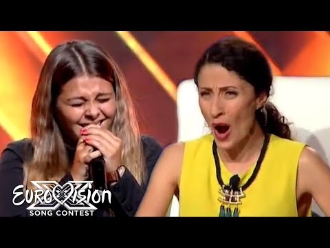 OUTSTANDING Teen Singer STUNS Judges With FLAWLESS Adele Cover! ??Eurovision 2021??  X Factor Global