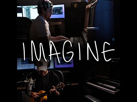 Imagine - Chester See & Andy Lange - Cover - Thirstproject