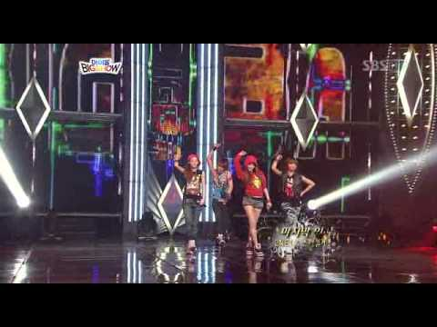 2NE1 & Big Bang - Last Farewell LIVE