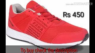 Running shoes Sega @Rs 450 - YouTube