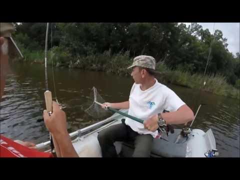 Щука на Спиннинг Активный Клев (Самара, Рыбалка, Троллинг)