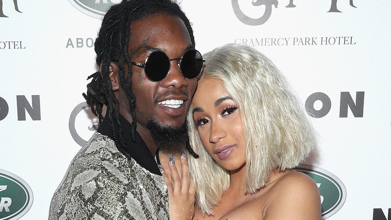Cardi B S Husband S Lawyer Says Offset Targeted By: Cardi B's Husband Offset ARRESTED For THIS Reason