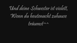 The Killers - Human german lyrics (verarsche)