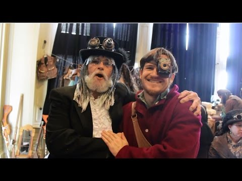 Tupperware Steampunk: Interview with Montague Jaques Fromage