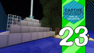 captive minecraft iii rise of atlantis e23 final achievements finale